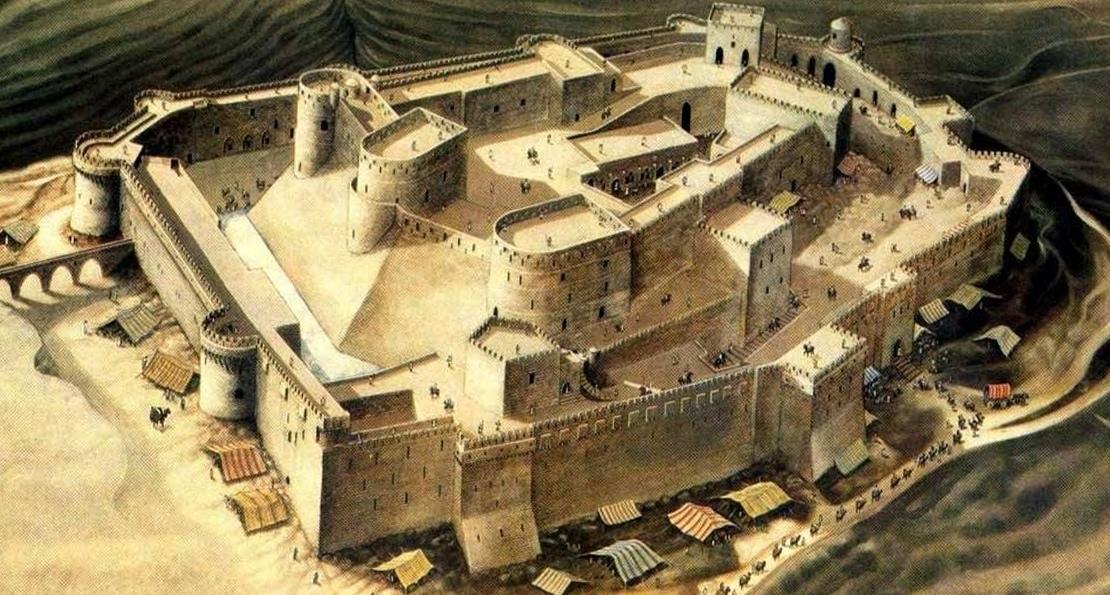 Крепость Крак