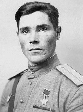 Илья Егорович Егоров