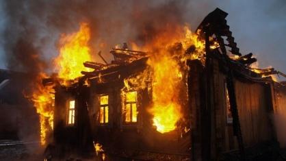 На пожаре в Волжске погибла женщина