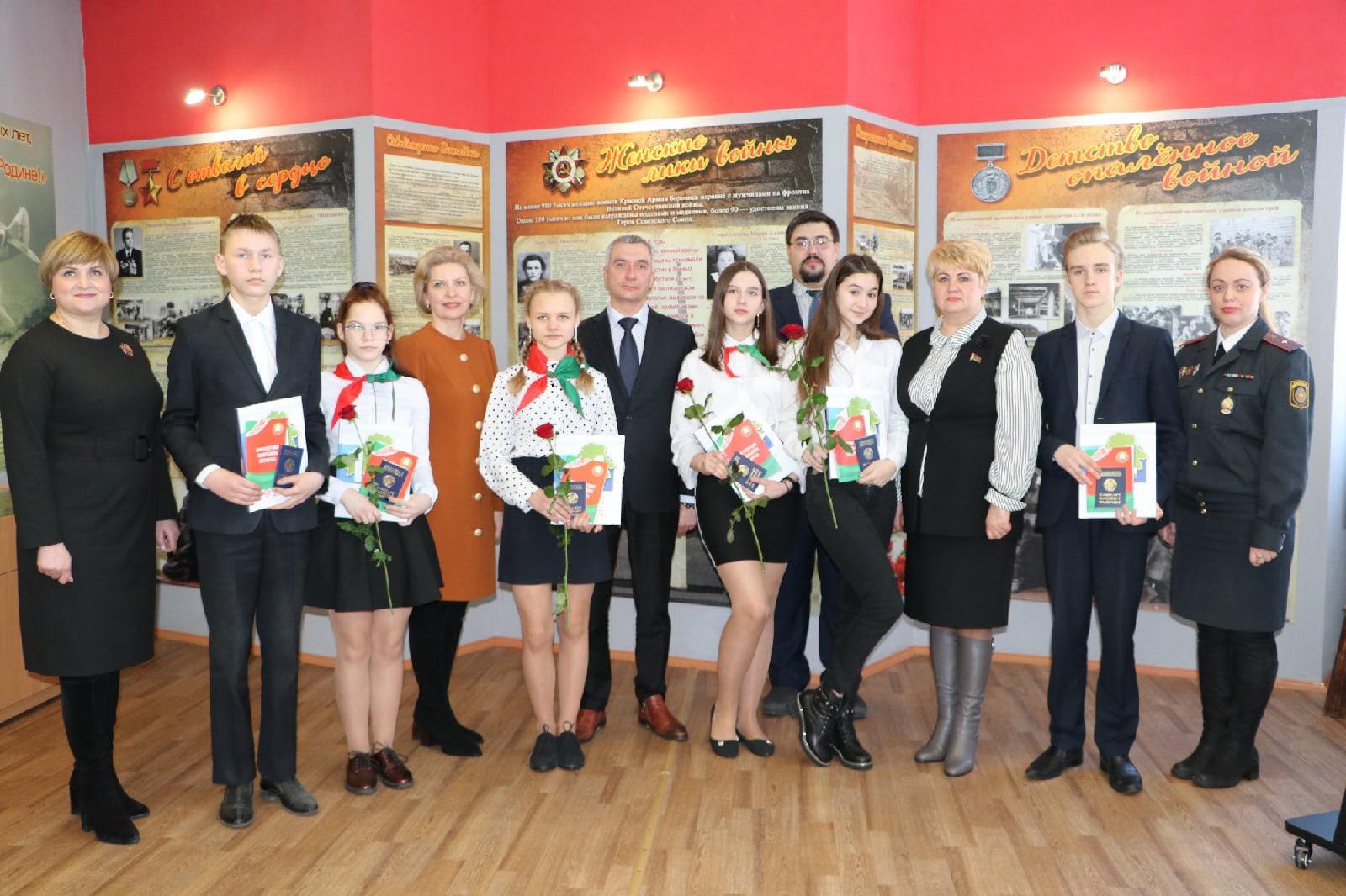 15 марта – День Конституции Республики Беларусь