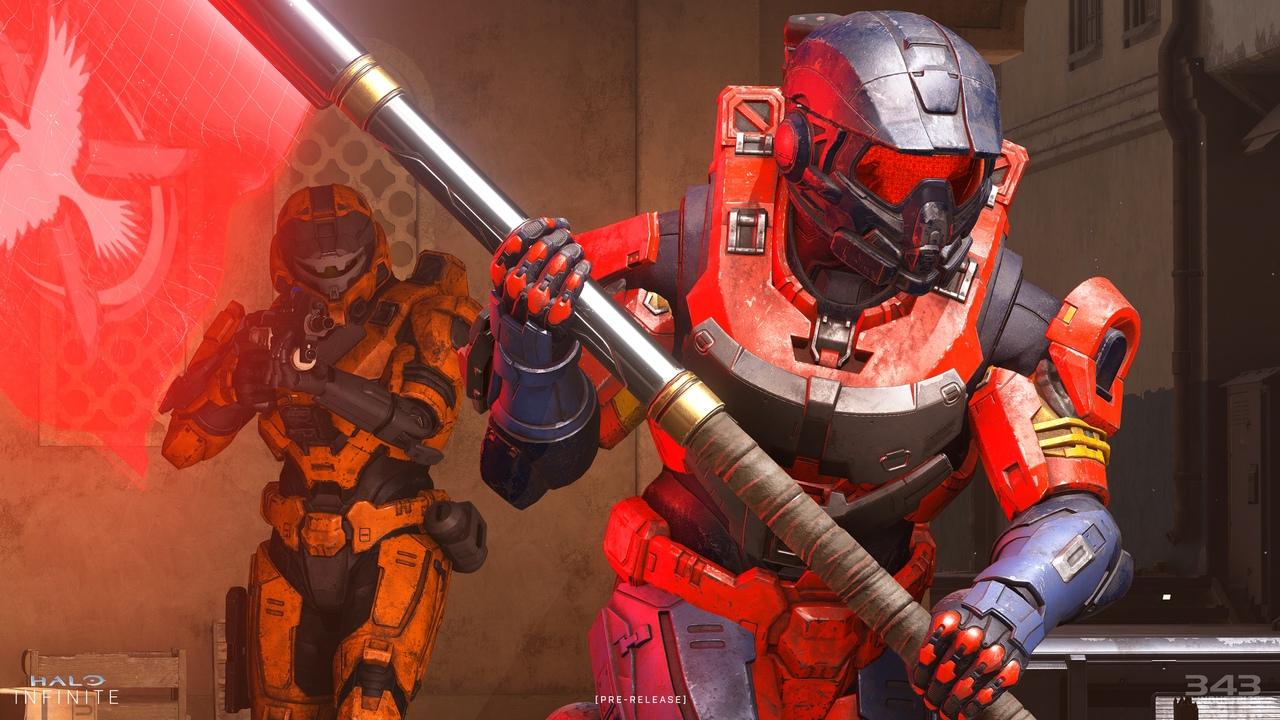 Демонстрация мультиплеера Halo Infinite, изображение №8