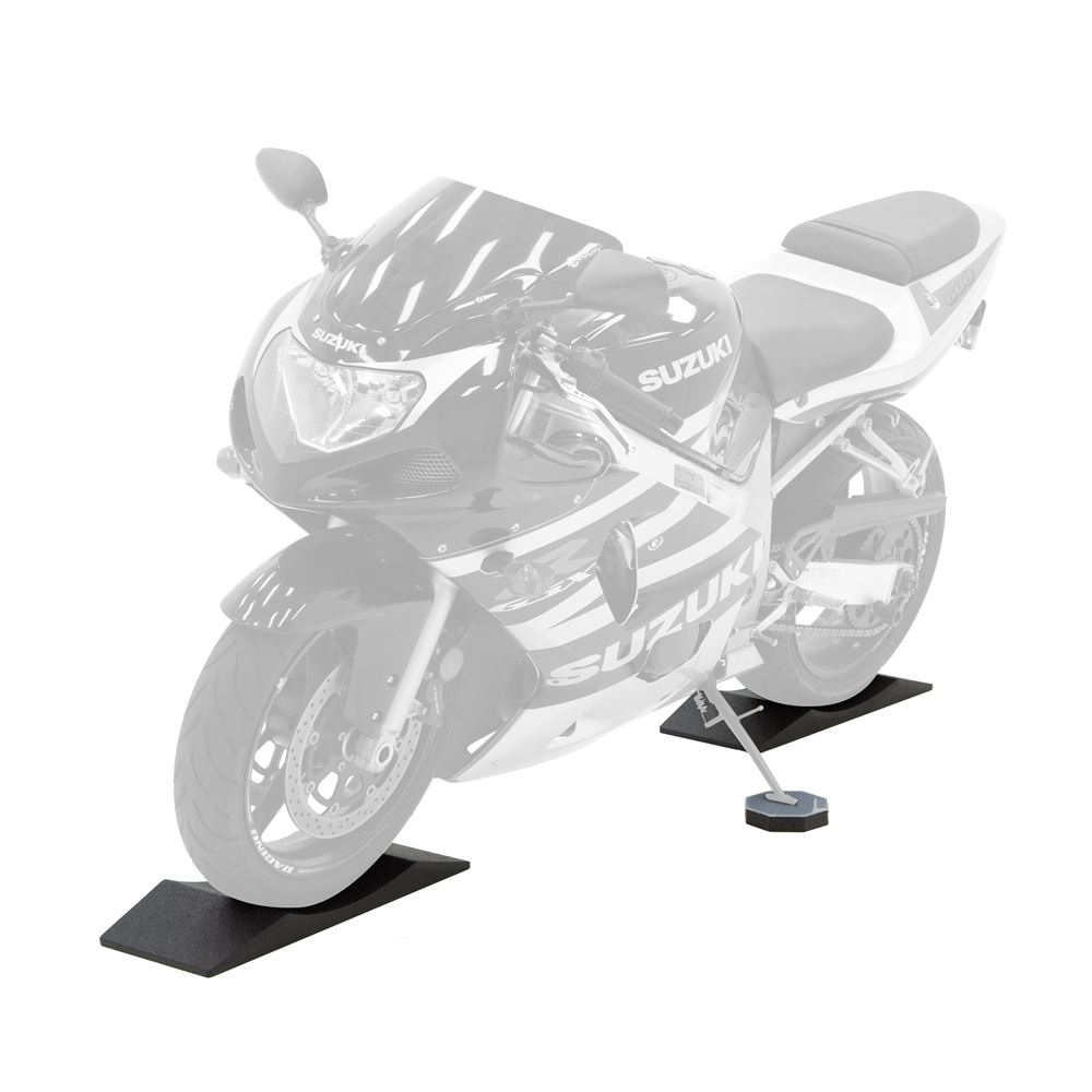 Black Widow FlatStoppers - подставки под шины мотоцикла при хранении