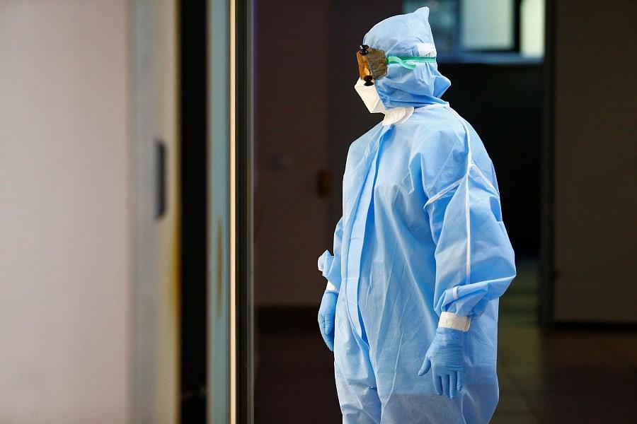 В ковидных госпиталях Кубани скончались 14 пациентов с...