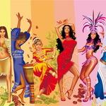 Восточные женские имена — стихи и поздравления на День рождения