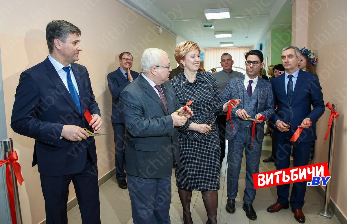 Музей имени дважды Героя Советского Союза Ивана Баграмяна открылся в витебской СШ № 46