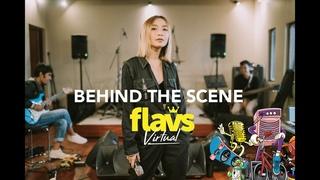 Behind the Scenes Flavs Virtual Festival