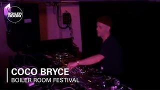Coco Bryce | Boiler Room Festival | Day 3: Bass