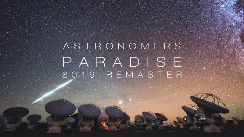 Astronomers Paradise 2019 Remastered Edition Рай астрономов