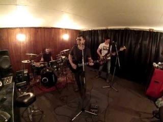 """Аэро-man' group Live in Studio 2014 """"Утро"""""""