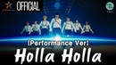 Performance Ver Z Boys 'Holla Holla'
