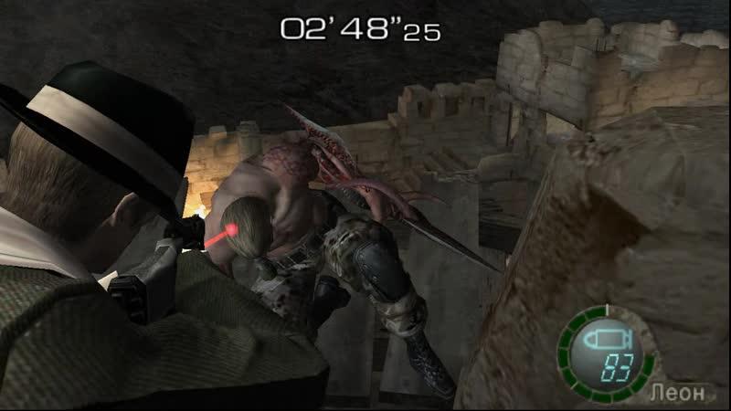 Resident evil 4 Краузер Vs Матильда