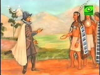Детская энциклопедия  История овощей