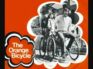 The Orange Bicycle - Last Cloud Home - 1969 45rpm
