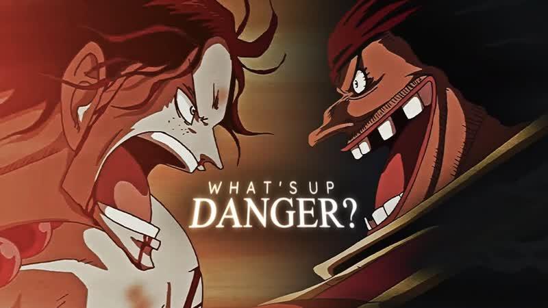 Kaya AMV WHAT'S UP DANGER Аниме клип Ван Пис One Piece