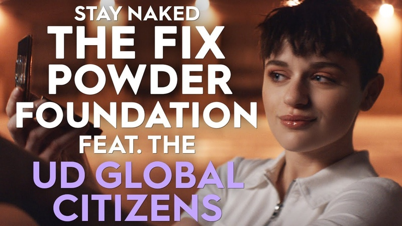 Introducing Stay Naked The Fix Feat. The UD Global Citizens   Urban Decay Cosmetics