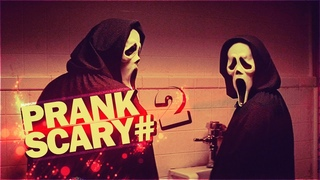 ПРАНК/PRANK : JALALS SCARY RUN PART #2