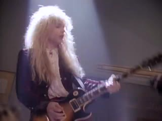 Britny Fox - Girlschool (Official Video)