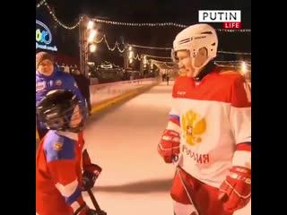 Владимир Путин исполнил мечту девятилетнего мальчика из Челябинска