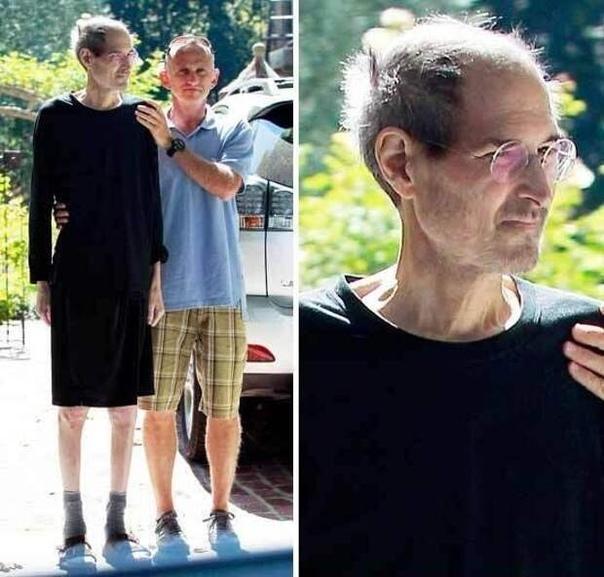 Последние слова Стива Джобса