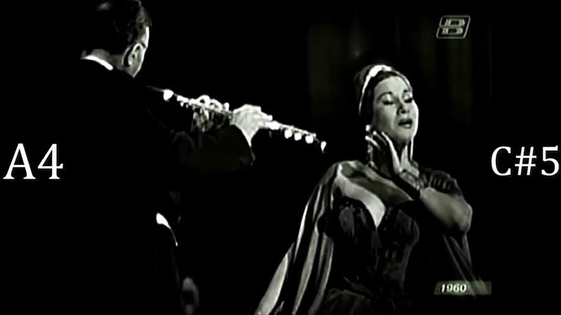 Yma Sumac In Her Duet With A Flute Insane Harmonization