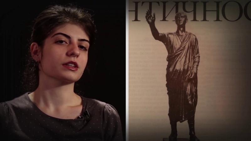 Студентка Элина из Саратова рассказывает как Бог через Библию учил её побеждать страх