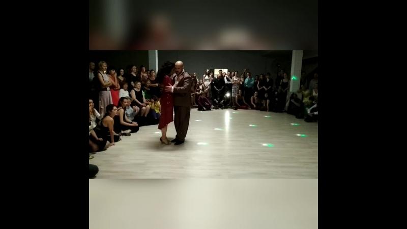 Марсела Дюран и Дмитрий Лиферов, Feliz Tango 2018