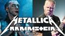 Rammstein Metallica | Unforgiven Mutter | Mashup Remix by Alex Kuinji