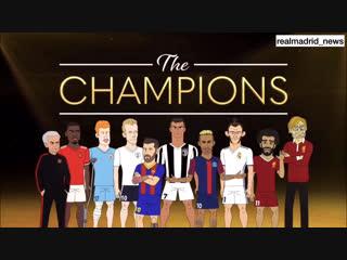 Bleacher report | the champions
