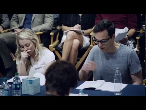 The Big Bang Theory Final Episode Table Read Cast Reaction смотреть онлайн без регистрации