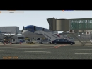 OMDB DUBAI INTL до UUEE SHEREMETYEVO на B757-200 VATSIM bma163
