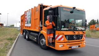 Как в Германии перерабатывают органические отходы