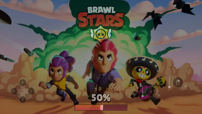 Вылетает игра Бравл старс на эмуляторе нокс и блю стакс