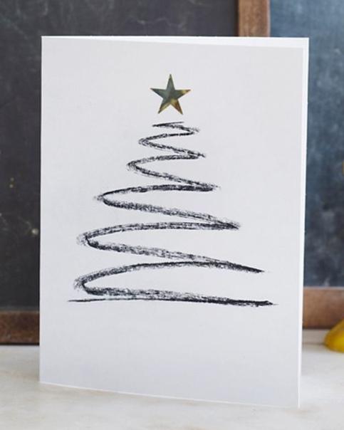 ПЯТИМИНУТНЫЕ ОТКРЫТКИ Идеи для открыток, которые можно сделать буквально за несколько минут. Все просто и быстро. Вам понадобятся: акварельная бумага, она хороша в качестве основы, горячий клей,