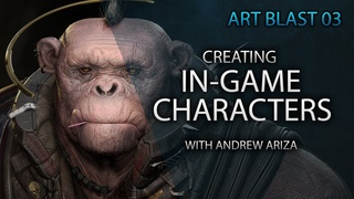 Creating In-Game Characters and Building a Portfolio with Andrew Ariza and Raf Grassetti