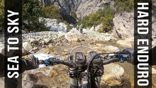 Sea to Sky 2020 | Hard Enduro | Mountain Race | GoPro Footage