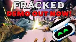 Fracked PSVR Demo Out Now!