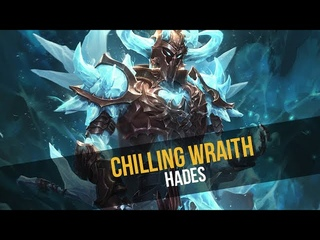NEW SKIN for Hades - Chilling Wraith