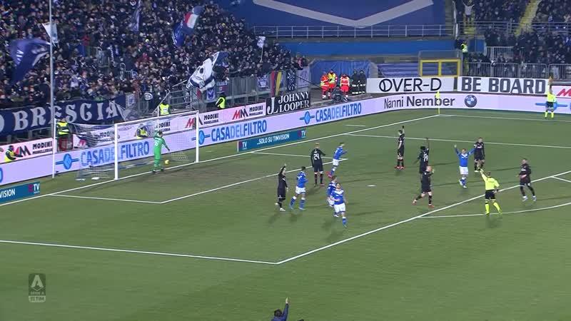 Brescia vs Milan - Serie A TIM