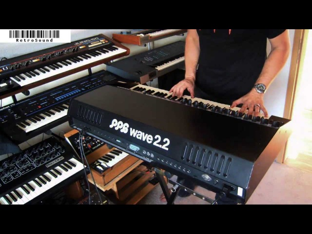 PPG wave 2 2 Waveterm A Melancholic новый ролик от RetroSound