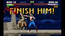 Прикол года в Ultimate Mortal Kombat 3 Arcade, Fatality от жопореза!