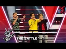 Rogier vs Silvan vs Thijmen - If I Can't Have You | The Battle | The Voice Kids 2020