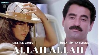 Allah Allah - Türk Filmi (İbrahim Tatlıses & Melike Zobu)