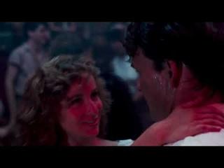 """""""Грязные танцы"""".(Знакомство Фрэнсис и Джонни).Великолепный Патрик Суэйзи!"""