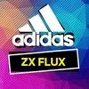 Кроссовки Adidas ZX Flux   Адидас Флюкс
