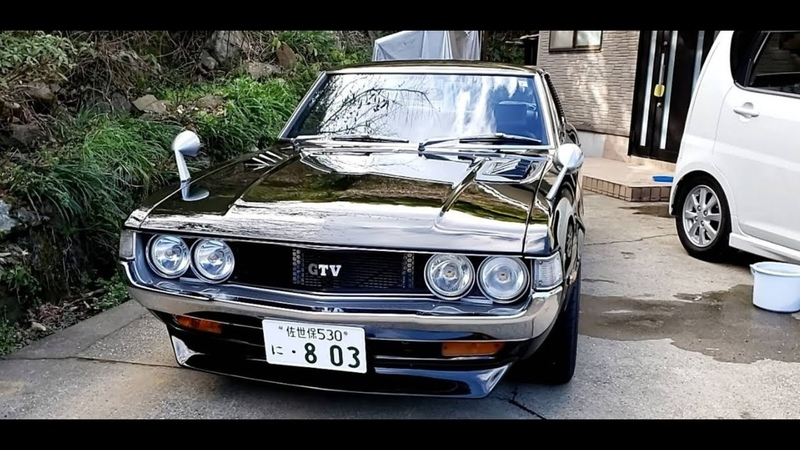 TA22 ダルマセリカ 昭和49年式 2TG改2L RA22 TA27 RA27 旧車 CELICA