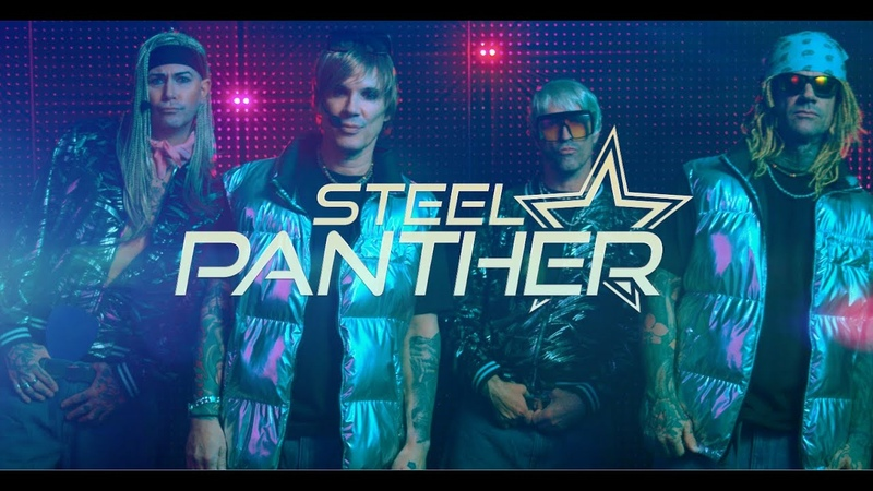 Steel Panther Let's Get High Tonight Boy Band Version Official Video