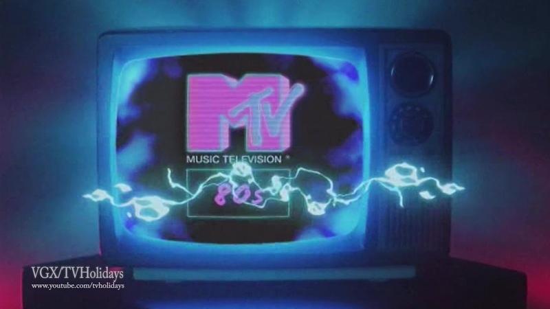 MTV '80s UK Idents 2020 MTV Classic