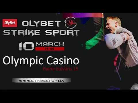 Strike Sport Olybet Grand Prix 2018 1 posms 10 03 2018