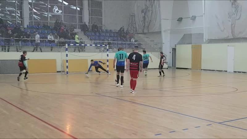 Сейв голкипера Арсенал 2
