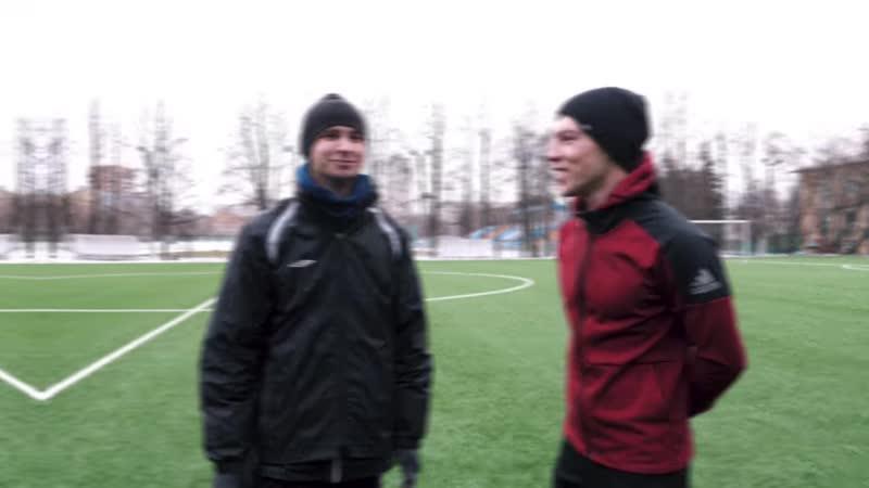 [Слава Черненко] Футболист VS Футбольный блогер